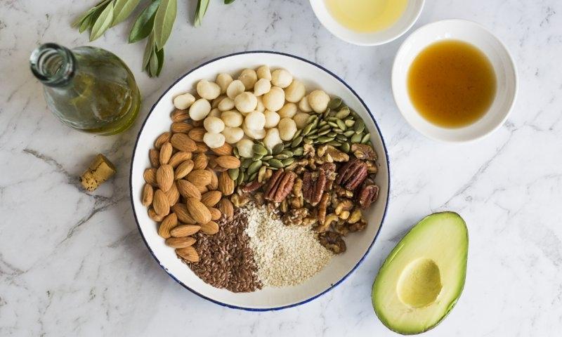 Vajinal sağlık için tüketmeniz gereken 6 besin